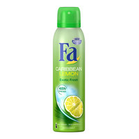 Fa Caribbean Lemon Exotic Fresh Deodorant 200ml