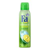 Fa Caribbean Lemon Exotic Fresh Deodorant 200ml