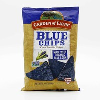 Corn Tortilla Chips Blues 229 g