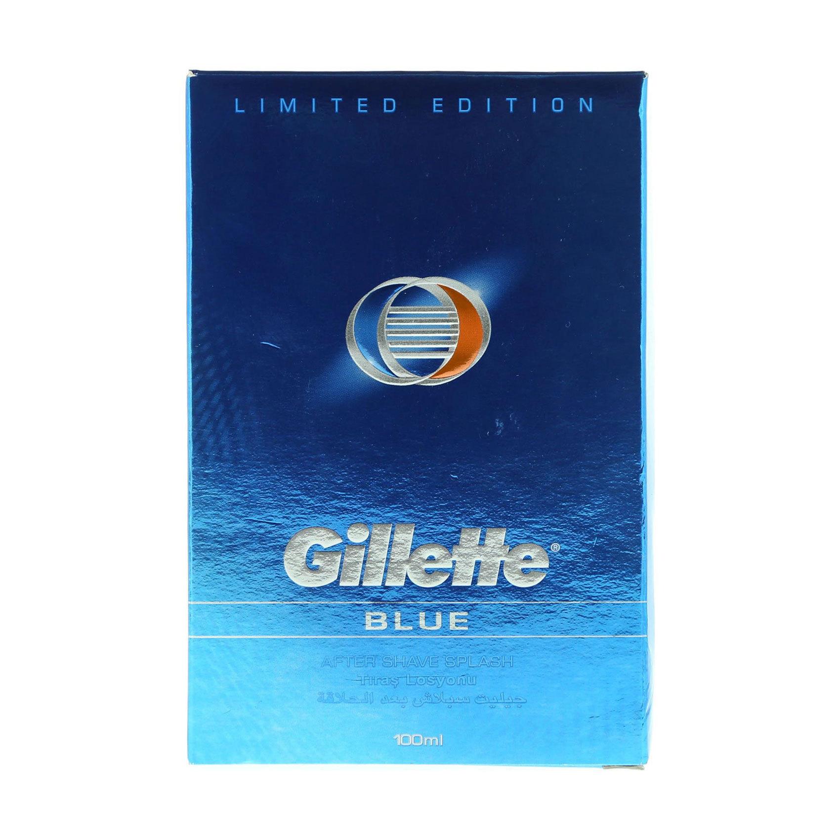 GILLETTE FUSION BL A/S SPLSH 100ML