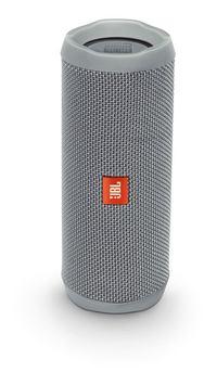 مكبر صوت لاسلكي جي بي إل FLIP4 مقاوم للماء لون رمادي