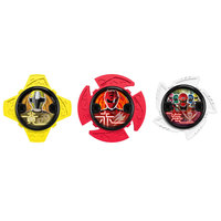 Power Rangers Ninja Steel Training Gear Set