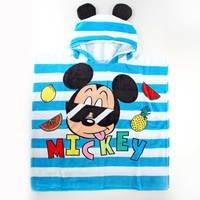 Disney Kids Poncho - Mickey 60x120