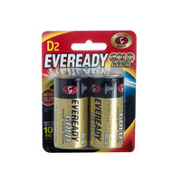Eveready Battery Dx2 Alkaline