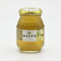 روزس مربى الليمون الأخضر 454 جرام