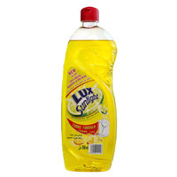 Lux Sunlight Turbo Formula Lemon Dishwashing Liquid 750ml