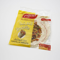 Fonte tortilla wraps bread 6 pieces - 250 g