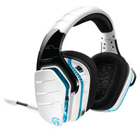 Logitech Gaming Headset Wireless G933 Artemis Spectrum 7.1 White