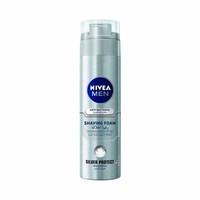 Nivea Shaving Foam Silver Protection 200ML