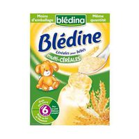 Bledina Bledine Biscuit Multi cereales  From 6 Months 180GR