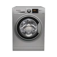 Ariston Washer ARSWWASRPG822SS Silver 8KG