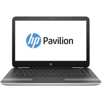 "HP Notebook P14 AL104 i5-7200 8GB RAM 1TB Hard Disk 2GB Graphic Card 14"""" Silver"