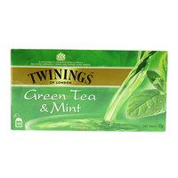 Twinings Green Tea & Mint 25's