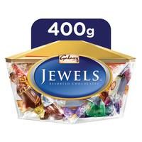 جالكسي جواهر شوكولاتة مشكلة 400 جرام