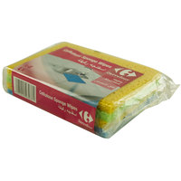 Carrefour Cellulose Sponge Wipes x4