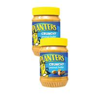 Planters Peanut Butter Crunchy 510gx2