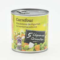 Carrefour Mix Vegetable 400 g