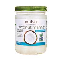 Nutiva Organic Coconut Manna 425GR