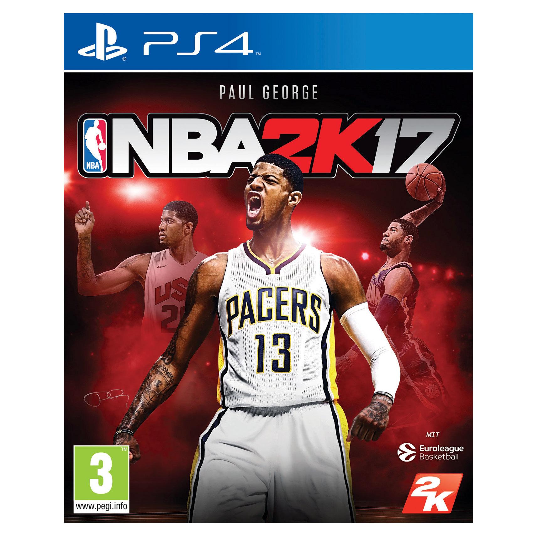SONY PS4 NBA 2K17
