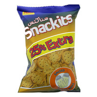 Snackits Salted Biscuits  40g