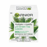 Garnier Skin naturals Botanical Day Cream with Green Tea Leaves Hydrate and Mattify 50ML