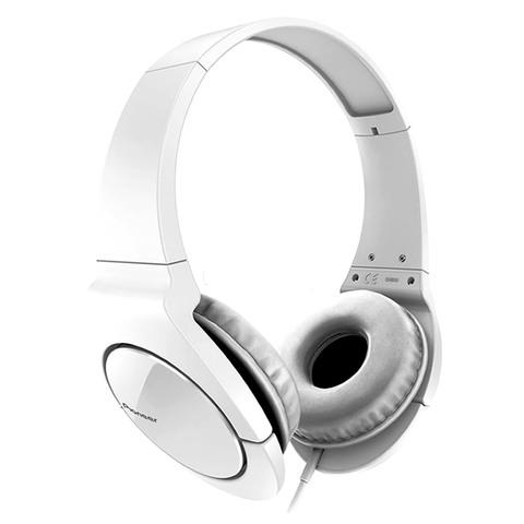 Pioneer-Headphone-SE-MJ721-White