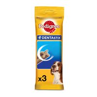 Pedigree Dentastix Dog Treats Small Breed Dog Multipack 3pcs