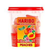 Haribo Happy Peaches Tub 175g