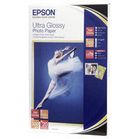 Epson Photo Paper Ultra Glossy 10X15 20 Sheets