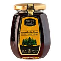 الشفاء عسل الغابة السوداء 250 جرام