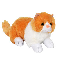 Cuddles Cat Merry With Music  25 Cm