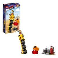 Lego Movie 2 Emmet's Tricycle
