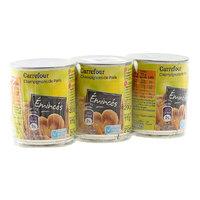 Carrefour Mushroom Sliced 200g x3
