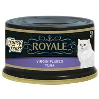 Purina Fancy Feast Royale Virgin Flaked Tuna 85g