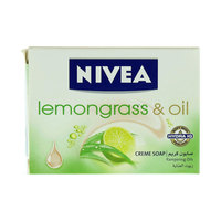 Nivea Lemongrass And Oil Creme Soap 100g