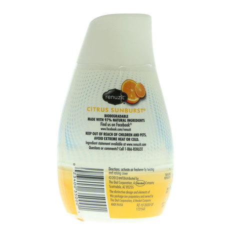 Renuzit-Citrus-Sunburst-Gel-Air-Freshener-198g
