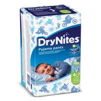 Huggies Drynites Pyjama Pants 4-7 Years 17-30kg 16 Count