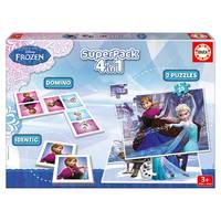 Educa Superpack 4 In 1 Frozen