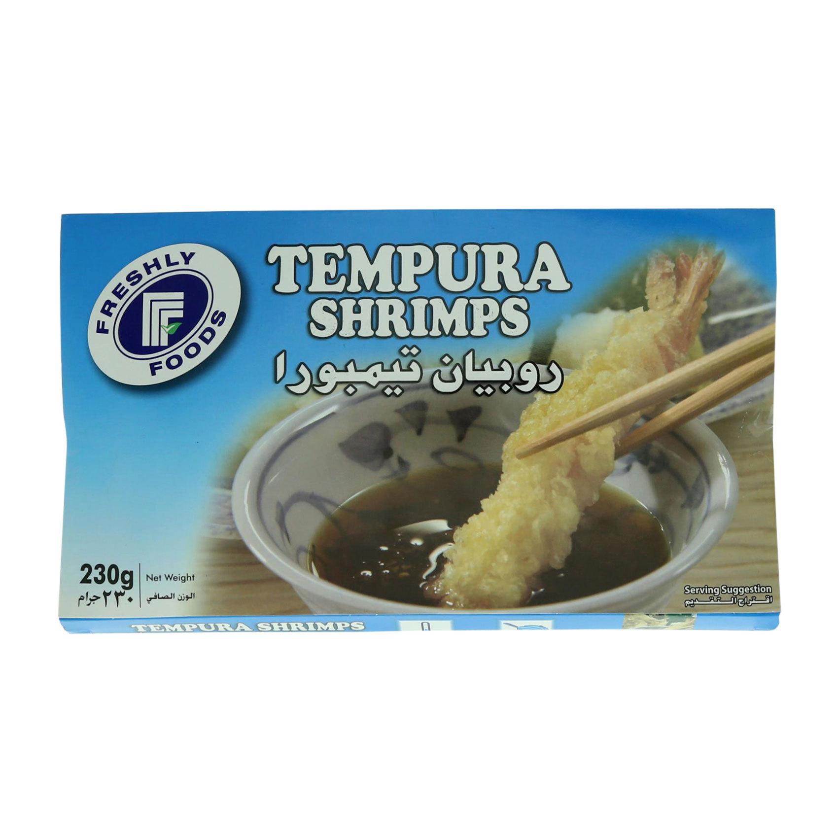 FFF TEMPURA SHRIMPS 230G