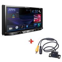 Pioneer Car DVD AVH-X595 + Rear Camera