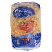Carrefour Pasta Conchigle Rigate 400gx3