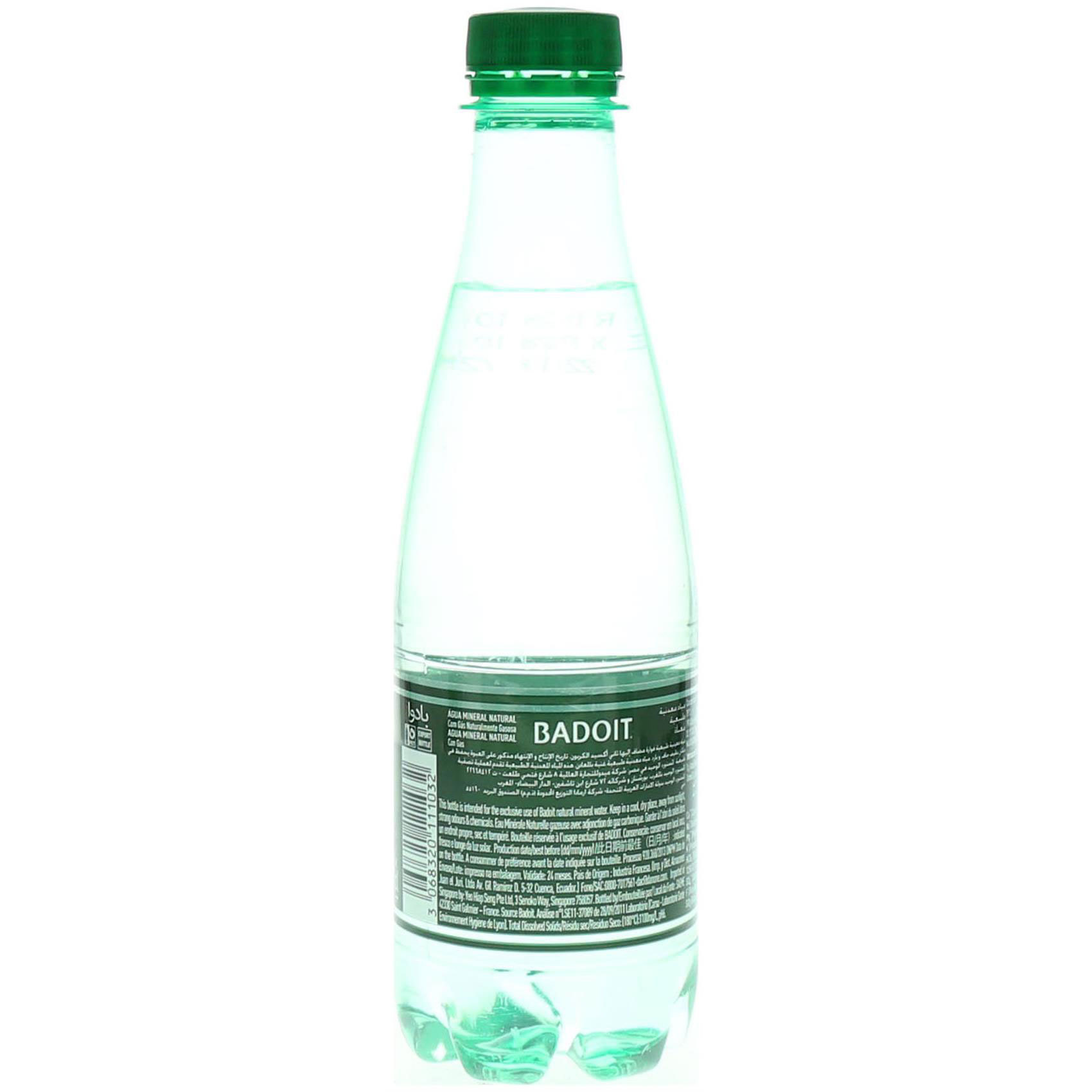 BADOIT SPARKLING WATER PET 330ML