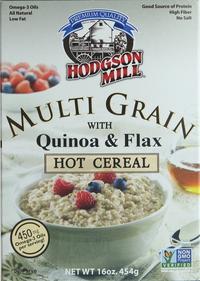 Hodgson Mill Multi Grain with Quinoa & Flax Hot Cereal 454g