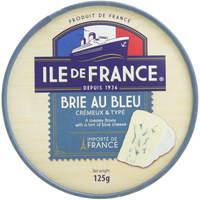 Ile De France Brie Au Bleu 125g