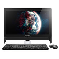"Lenovo All-In-One PC C20 Celeron 3060 4GB RAM 500GB Hard Disk 1GB Graphic Card 19.5"""" Black"