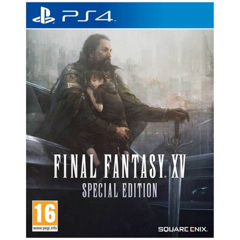 Sony-PS4-Final-Fantasy-XV-Special-Edition