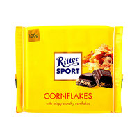 Ritter Sport Cornflakes Crispy Crunchy Chocolate 100g