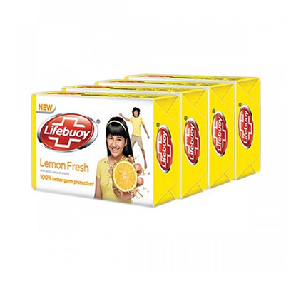 Lifebuoy-Bar-Lemon-Soap-125GRX4-20%-Off