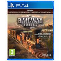 Sony PS4 Railway Empire