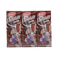 Kdd Chocolate Milk 180 ml x 6